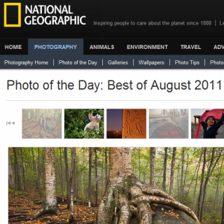 National Geography: Photo of the Day