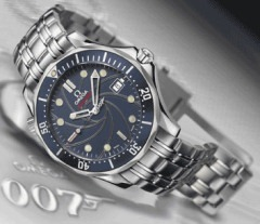 Omega Seamaster 2006 Limited Edition - raspolae sa 32 napadake funkcije, 16 odbrambenih mehanizama, a pride ima sat i kalendar...