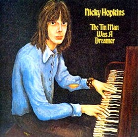 Nicky Hopkins - The Thin Man Was a Dreamer (1973)