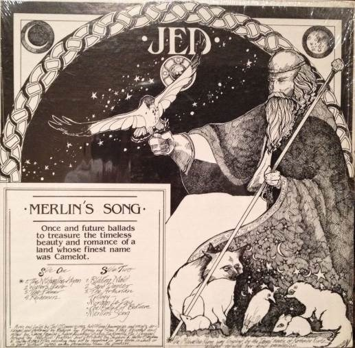 Jed - Merlin's Song (1982)