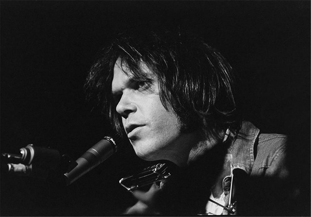 Neil Young 1976