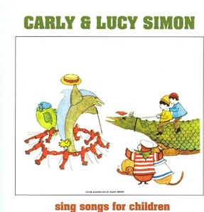 The Simon Sisters Sing The Lobster Quadrille and Other Songs for Children