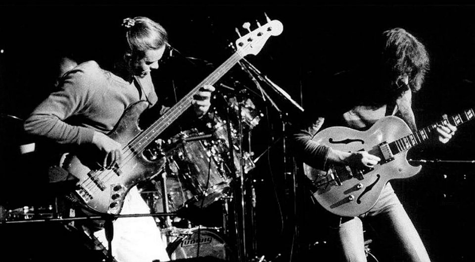 Jaco Pastorius i Pat Metheny