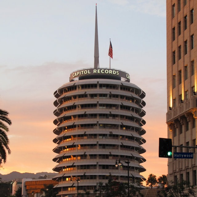Capitol Records, Los Angeles, California, USA