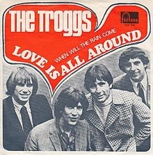 Love Is All Around (singl 1966)