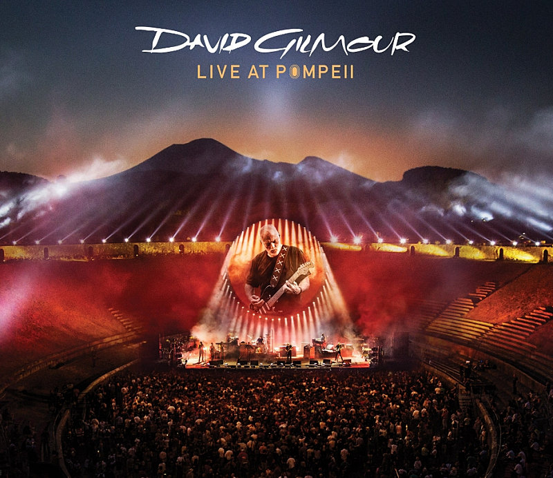 David Gilmour – Live at Pompeii (2017)