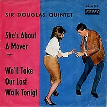 She's About a Mover (singl, 1965)