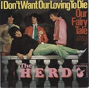 I Don't Want Our Loving to Die (singl, 1968)