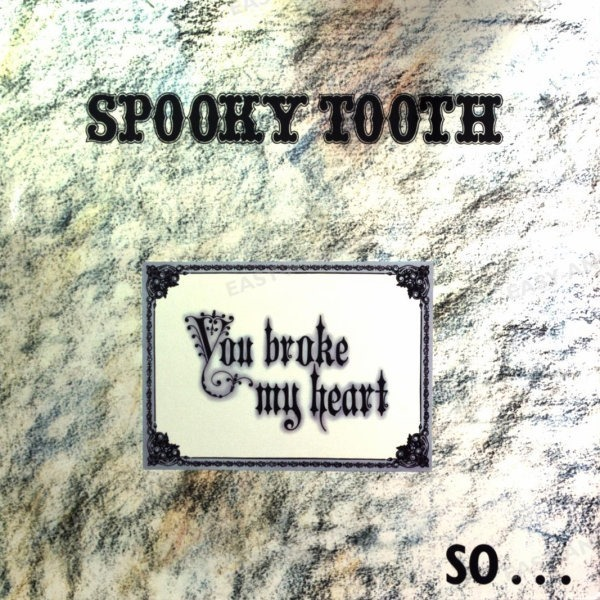 You Broke My Heart So I Busted Your Jaw (1973)