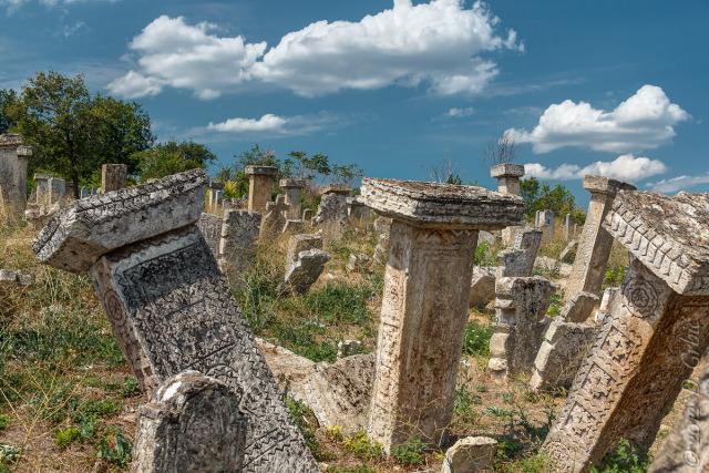 Jedna na dan, 9. avgust 2012: staro groblje u Rajačkim pivnicama