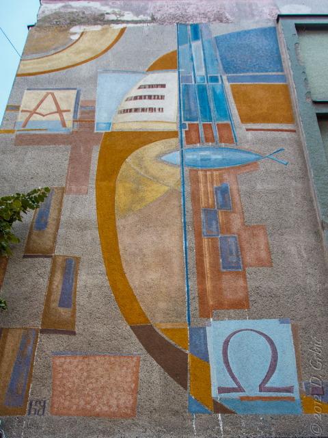Jedna na dan, 15. avgust 2012: Mural u Prokuplju