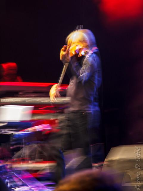 Jedna na dan, 16. avgust 2012: Jean-Luc Ponty na jazz festivalu 'Nišville 2012'