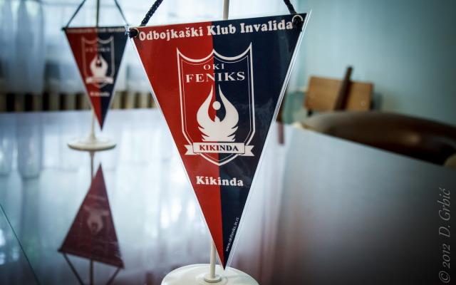 """Jedna na dan, 27. avgust 2012: Zastavice OKI """"Feniks"""""""