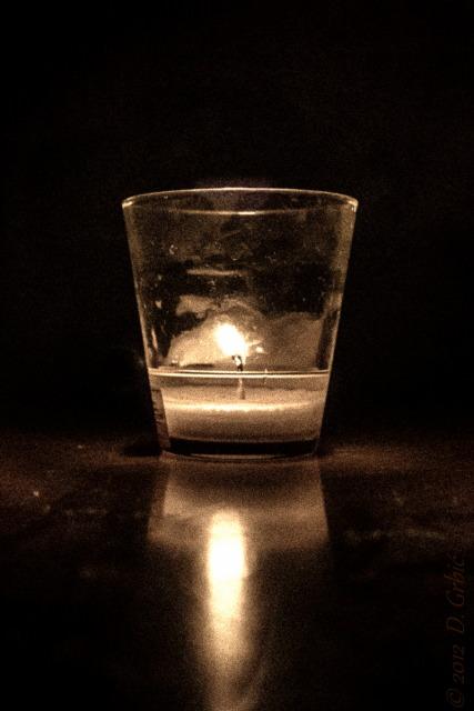 Jedna na dan, 18. oktobar 2012: Sveća