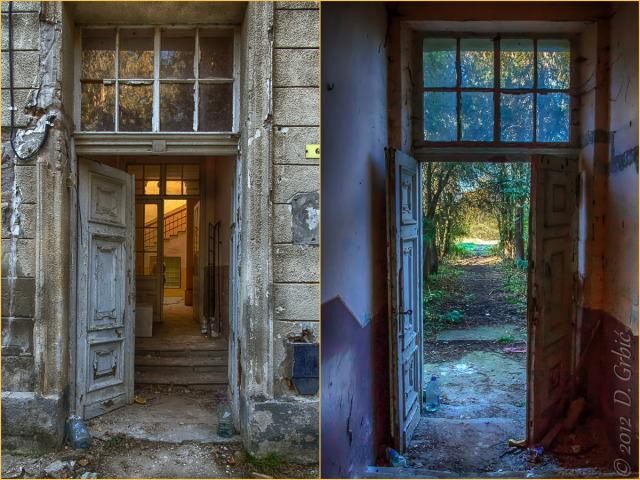 Jedna na dan, 21. oktobar 2012: Diptih, dva puta dva svetla