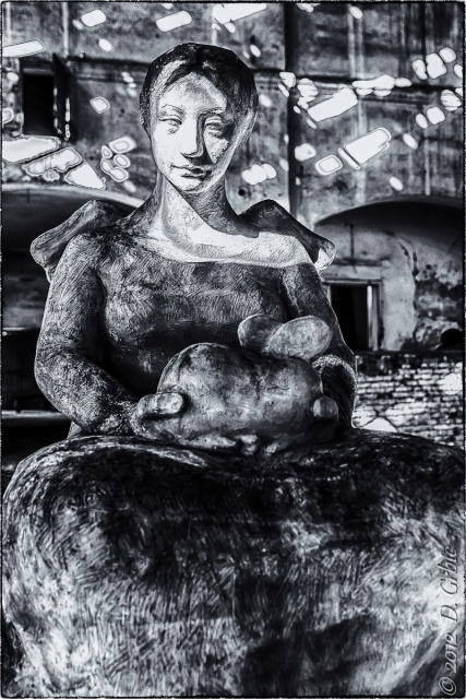 Jedna na dan, 24. oktobar 2012: Skulptura, ponovo