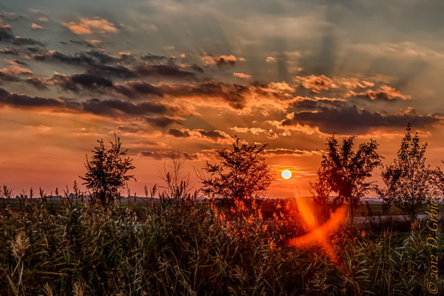 Jedna na dan, 30. oktobar 2012: Zalazak sunca