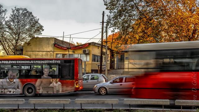 Jedna na dan, 7. novembar 2012: Saobraćaj u velikom gradu