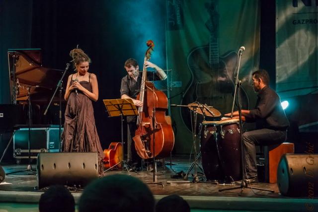 Jedna na dan, 22. novembar 2012: Prvo veče XI Jazz & Blues festivala u Kikindi