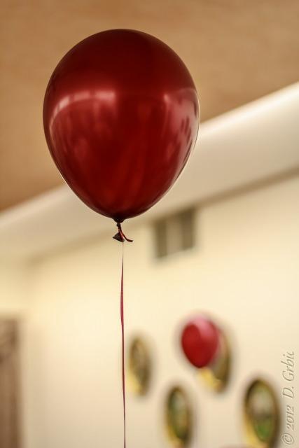 Jedna na dan, 8. decembar 2012: Balon