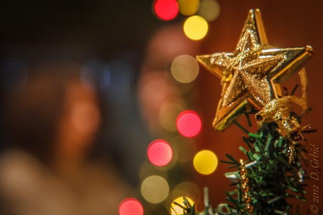 Jedna na dan, 31. decembar 2012: Srećna Nova!