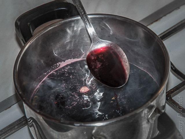 Jedna na dan, 25, januar 2013: Kuvano vino