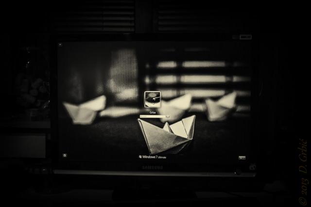 Jedna na dan, 21. februar 2013: Instalacija Windowsa