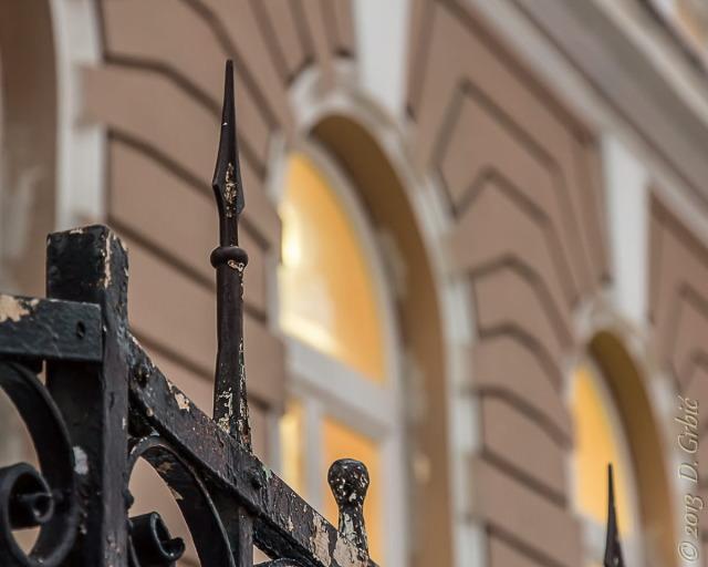 Jedna na dan, 20. mart 2013: Šiljak na ogradi