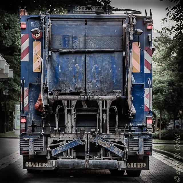 Jedna na dan, 5. jul 2013: Velika mašina sa velikim čeljustima