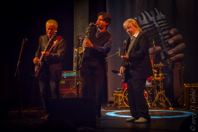 Jedna na dan (3-151), 28. novembar 2013: The Norman Beaker Band
