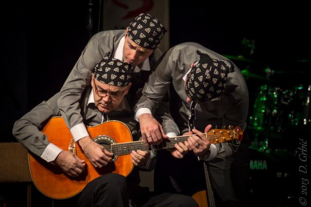 Jedna na dan (3-152), 29. novembar 2013: Trio Balkan Strings