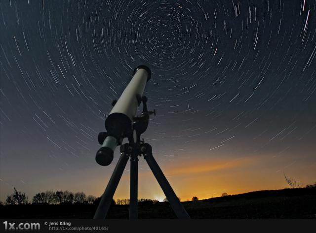 View to Polaris by Jens Kling
