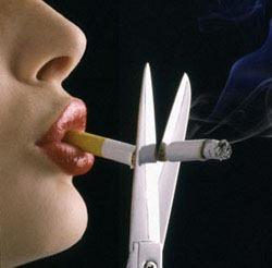 Znam, ne možete da prestanete da pušite. Ja sam uspeo, a niko nije verovao da mogu. Makar smanjite tokom 30 dana.