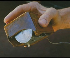 Prvi miš Douglasa Engelbarta; prototip iz 1963. godine.
