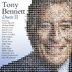Tony Bennett - Duets II - Prvo mesto na Billboardovoj listi Top 200 Albums krajem septembra 2011.