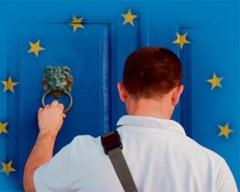 Kucaj do sudnjeg dana. Ni svoje državne organe ne možem oda rešimo, a kamoli ono što EU smatra već uređenim. Ova slika je bez dozvole preuzeta sa nekakvog sajta posvećenom patetičnom poimanju nepravde nad jednim lopovom, lažovom i kukavicom.