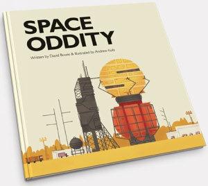 Space Oddity kao slikovnica za decu? Ljudi, je li to moguće?...