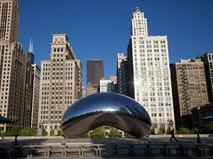 Cloud Gate u Čikagu - ko nije prošao ispod duge može da prošeta i ispod oblaka a ostane suv