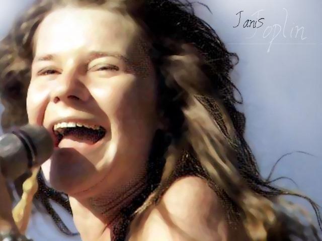 Janis Joplin (1943 - 1970)