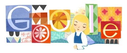 Google obeležava 100 godina od rođenja Mary Blair (1911 - 1978)