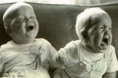 Za zbunjene još ima nade. Ali, pazite na one što se smeju dok drugi plaču.