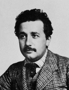 Albert Ajnštajn - ispade čovek kriv za to što je dosegao misao koju malo ko može da razume.