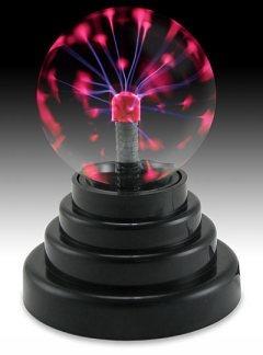 Plasma ball - demonstracija funkcije elementarnih čestica