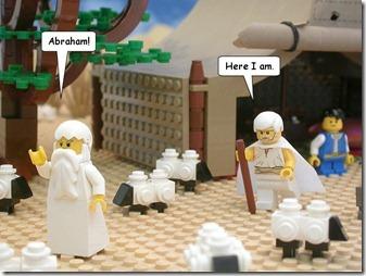 Avram nije mogao da ima sumnji u pogledu božanskog porekla naređenja