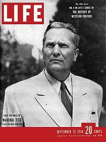 """Dospeti na naslovnu strani časopisa LIFE bila je stvar prestiža. Ameri su tih godina bili opsednuti Titovim """"ne"""" Staljinu."""