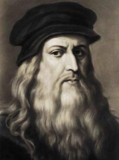 Leonardo da Vinči je patio od migrena. To je bilo zato što je hteo da bude moreplovac, ali mu nisu dali.