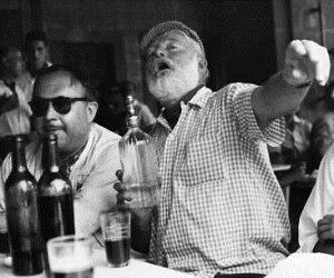 Hemingway, kralj kafana