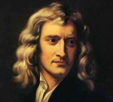 Isak Njutn, još uvek bez sira