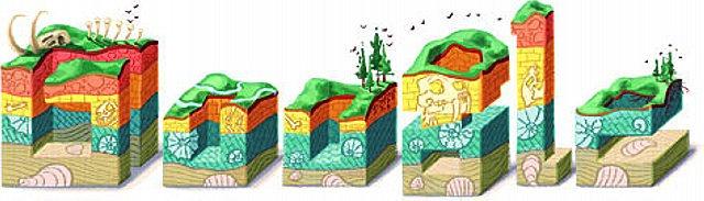 Google doodle za Nikolasa Stenoa