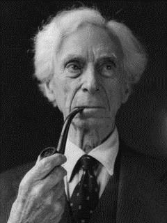 Bertrand Arthur William Russell (1872 - 1970)